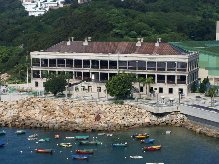 Guide To Haunted Houses In Hong Kong - Murray House