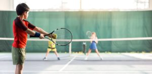 Best Tennis Lessons For Kids In Singapore
