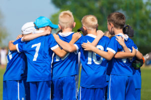 Popular Team Sports For Kids And Toddlers In Singapore