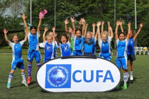 Cosmo United Football Academy Summer Camps In Singapore