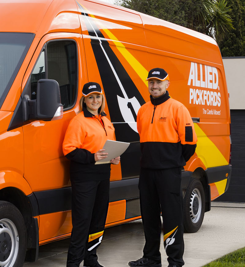 Allied Pickford Relocation Hong Kong