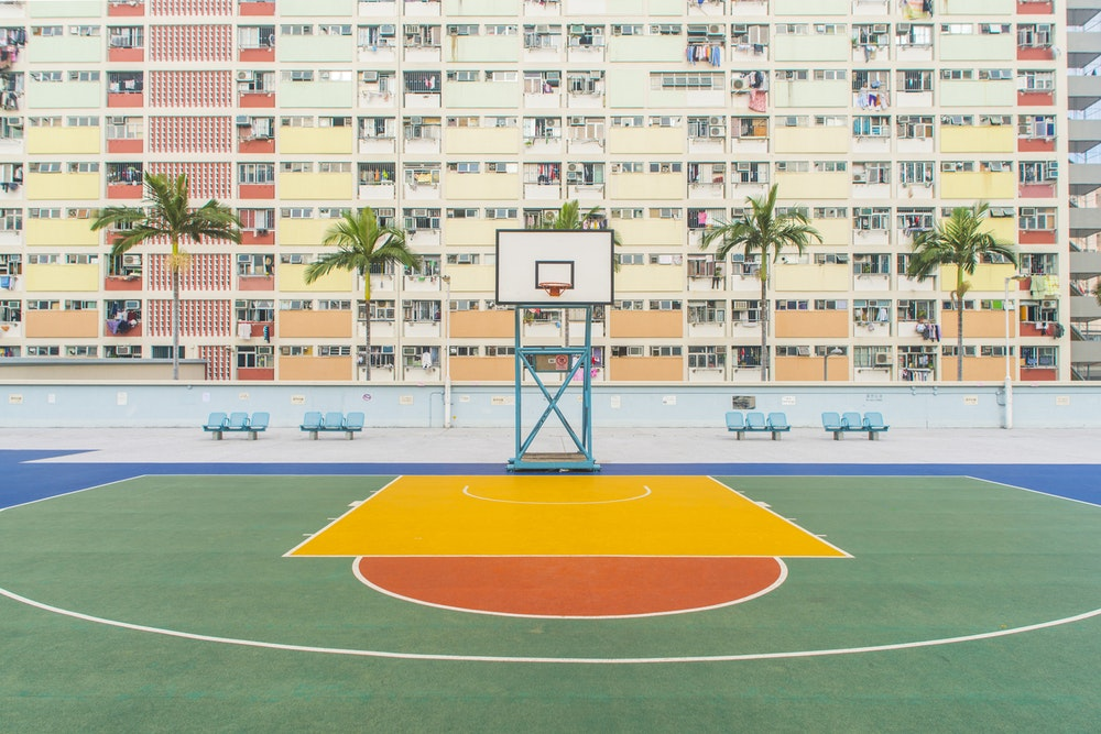 Outdoor Playgrounds For Kids In Hong Kong