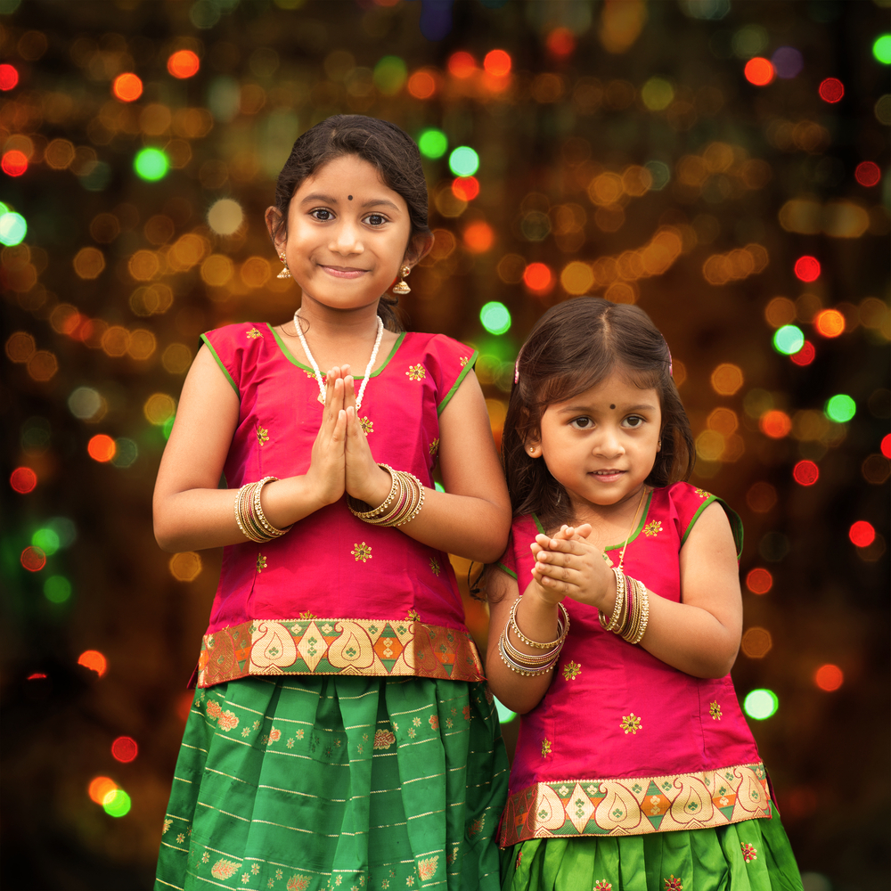 Diwali Dress and Clothing for kids in Hong Kong
