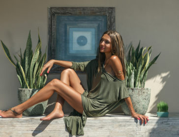 Indigo And Rose Resort Wear Handcrafted In Indonesia