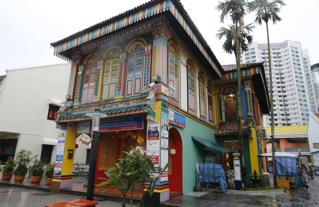 Discover the heritage of India at the Little India Heritage Trail
