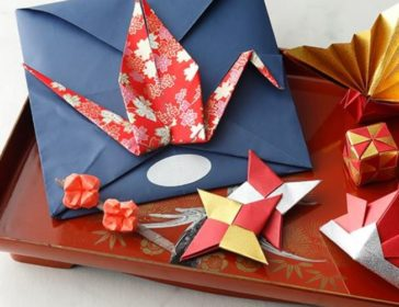 Origami Classes At Palace Hotel Tokyo - Japan - Little Steps Asia