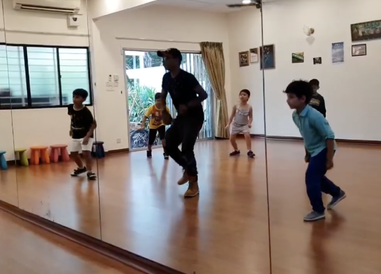 Bollywood dance classes in KL