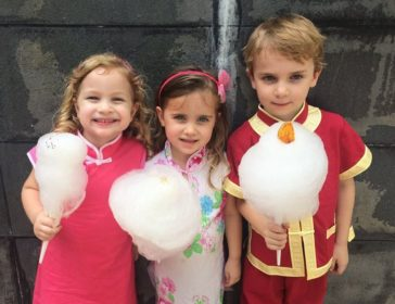 Singapore's Gourmet Cotton Candy For Kids