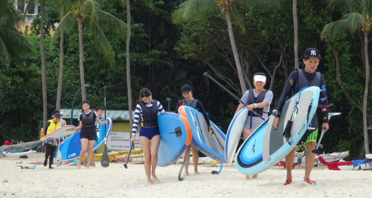 Surfing-Holidays-For-Kids-In-Asia-Singapore