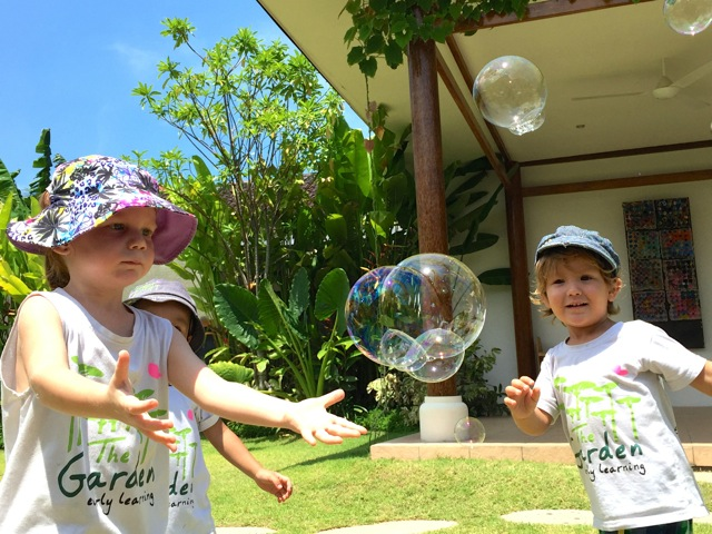 The Garden, Early Learning Centre for kids in Bali