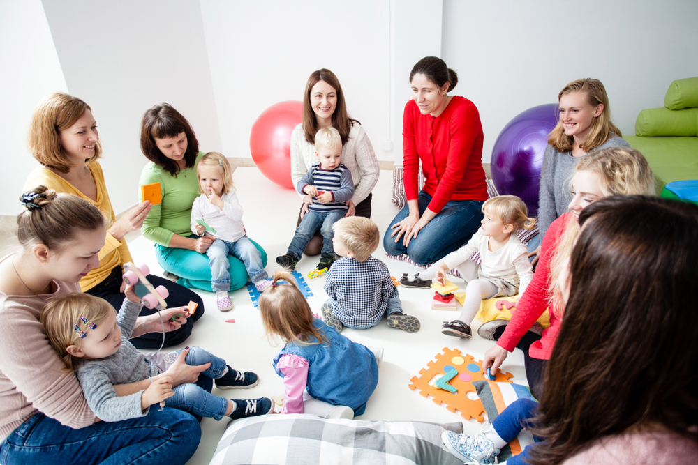 Best baby playgroups in Hong Kong
