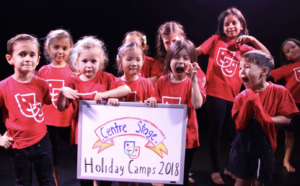 Centre Stage Creative Arts Holiday Camps