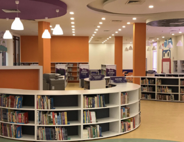 Visiting TTDI Library With Kids In Kuala Lumpur