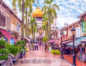 Things To Do In Kampong Glam With The Family