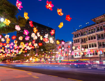 Top Mid-Autumn Festival Events In Singapore