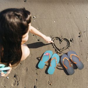 Create Your Own Pair Of Flip Flops With Lavulous Workshop