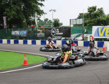 Where To Try Go Karting With Kids In Singapore?