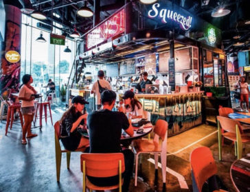 Visit Pasarbella At Sunteccity In Singapore For Family Dining