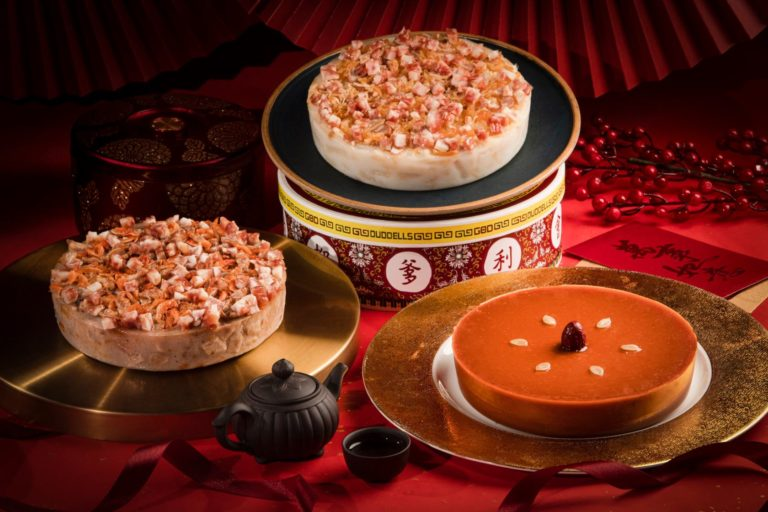 Duddell's Chinese New Year Takeaway Hong Kong