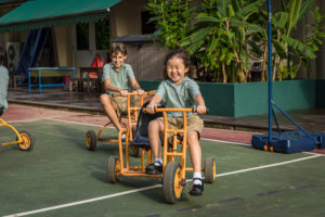 Register For A Parent Coffee Morning At SJI International Elementary School In Singapore