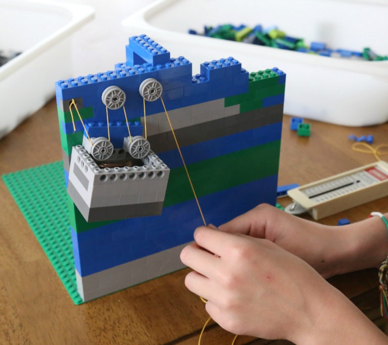 LEGO projects Unique Things to do when you are stuck in Singapore this summer