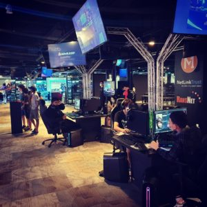 Esports Experience Centre (EXP) Opens At Kallang Wave Mall