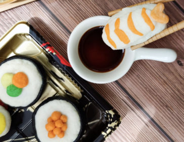 Kids Can Learn How To Make Sushi Mooncakes In Singapore